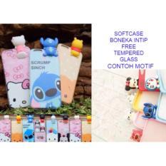 Harga Softcase Case Boneka Intip 3D Karakter Xioami Redmi 4X Free Tempered Glass Motif Senada Case Random A S Yang Murah Dan Bagus