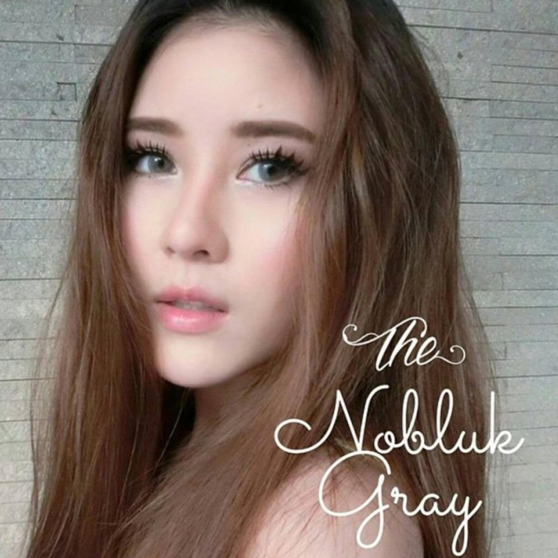 Mini Nobluk Grey Minus 550 Daftar Update Harga Terbaru Indonesia By Dreamcon Softlens Normal