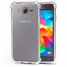 Softshell Anti Crack Samsung Galaxy J3 2016 anti crack samsung j310 / anti crack samsung j300  Softcase Anti Jamur Anti Crack Air Case 0.3mm / Silicone / Soft Case / Case Hp -  Transparant