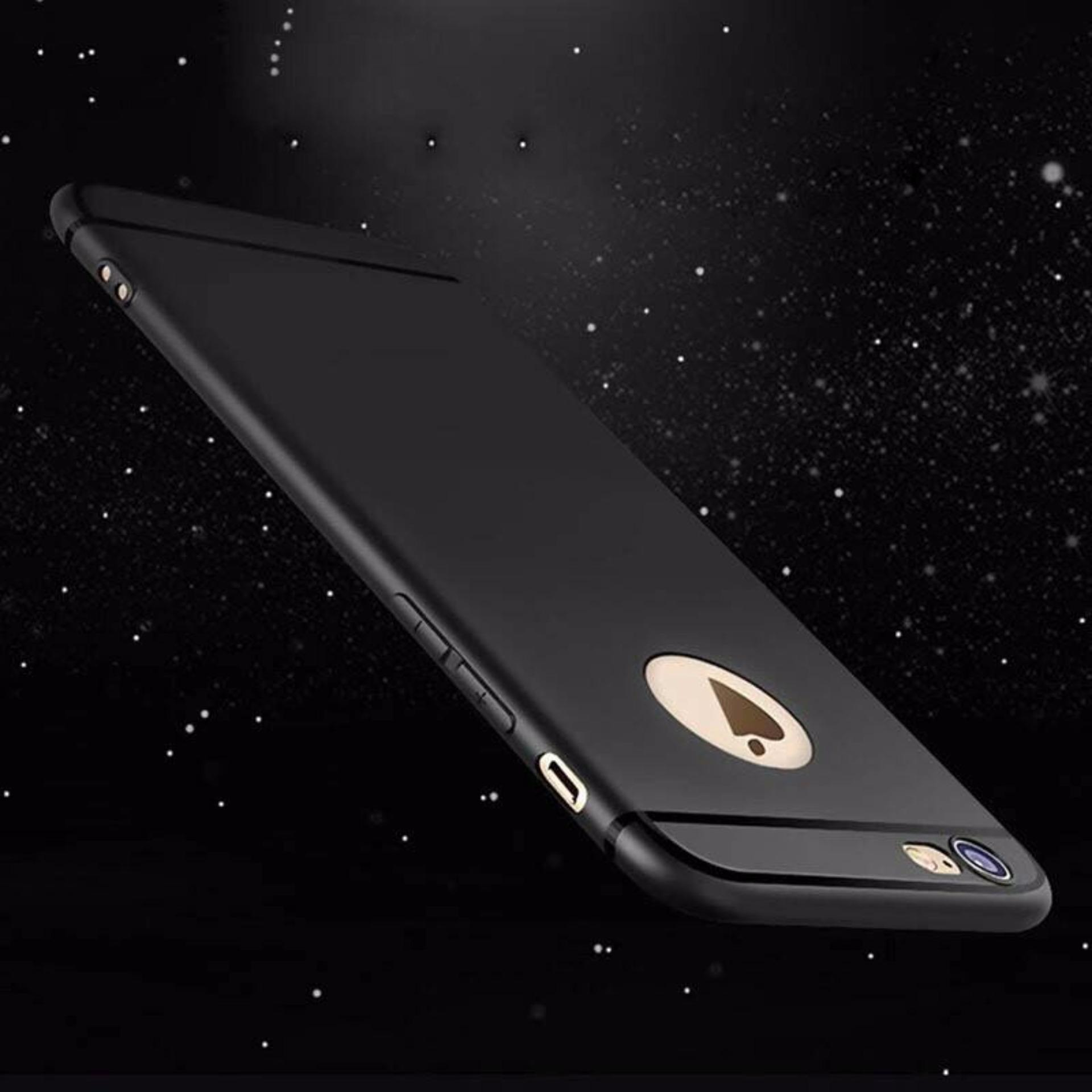 Toko Softshell Ultra Slim Silicone Soft Tpu Back Cover Ultrathin For Iphone 5 5S 5Se Hitam Di Dki Jakarta