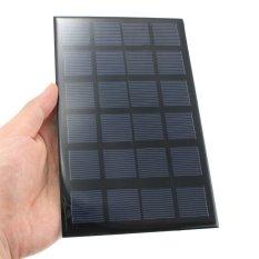 Diskon Panel Surya Sistem Modul Sel Surya Charger 6 V 2 5 W Tiongkok
