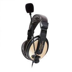 Beli Somic St 2688 Over Ear Headset Hitam Emas Cicil