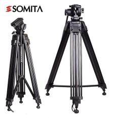 Somita ST-650 Professional Video Tripod