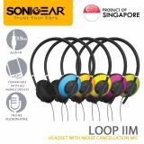 Promo Sonic Gear Headset Loop Iim Sonic Gear