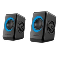 Review Sonic Gear Speaker Quatro 2 Biru Sonic Gear