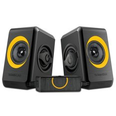 Cara Beli Sonic Gear Speaker Quatro 2 Oranye
