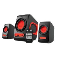 Beli Sonic Gear Speaker Quatro V Merah Lengkap