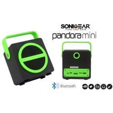 Beli Barang Sonicgear Bluetooth Speaker Pandora Mini Hijau Online