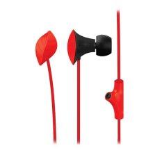 Beli Sonicgear Earphone Neoplug Leaf Merah Baru