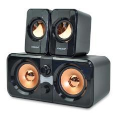 SONICGEAR Morro 2200 2.2 Multimedia Speaker - Hitam