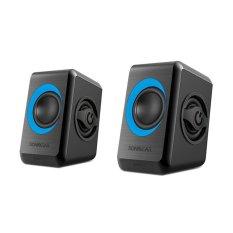 Sonicgear Quatro 2 Speaker Komputer Biru 2 Inch Dki Jakarta Diskon 50