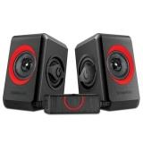 Harga Sonicgear Quatro 2 Speaker Merah Murah