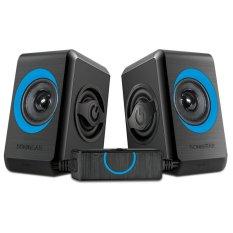 Harga Sonicgear Quatro 2 Usb Speaker Biru Sonic Gear Dki Jakarta