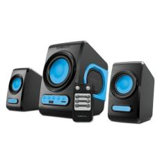SonicGear Quatro V speaker 2.1 - Biru