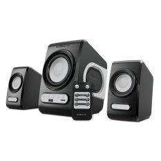 Sonicgear Quatro V USB 2.1 Speaker - Abu-abu