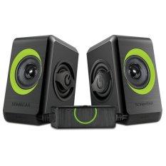 Promo Sonicgear Speaker Quatro 2 Hijau