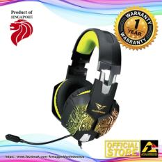 Sonicgear X-Craft  HP5000 Gaming Headset (Alcatroz)