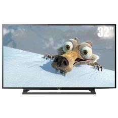 Harga Sony 32 Led Tv Hitam Bravia Kdl 32R300B Bca Klikpay Promo Sony Baru