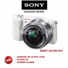 SONY A5100 L 16-50MM / A5100L / A 5100 L / A 5100L WHITE