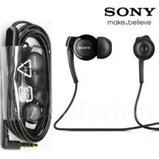 Toko Sony Accessories Stereo Extra Mega Bass Monitor Mh Ex300Ap Hitam Termurah Di Di Yogyakarta