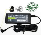 Spesifikasi Sony Adaptor Charger 19 5V 3 9A Original Model Jarum Yg Baik