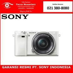 SONY Alpha A6000 Kit 16-50mm f/3.5-5.6 OSS (White)