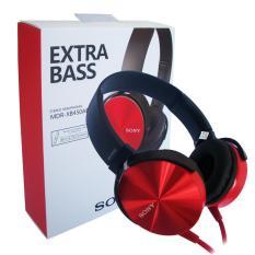 Toko Sony Audio On Ear Headphone Dj Super Bass Mdr Xb450Ap Oriiiii Lengkap Di Jawa Timur