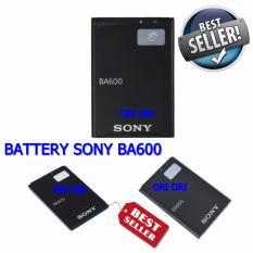 Sony Baterai BA600 For Sony Xperia U, Nozomi S, LT26i, ST25i Original Nonpacking
