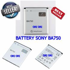 Sony Baterai BA750 For Sony Xperia Arc, Xperia Arc S, Xperia Acro HD-SO-i12, Xperia Acro HD-SO-03D, X-12 Original Nonpacking