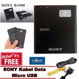 Spesifikasi Sony Baterai Ba900 For Sony Xperia Tx Lt29I Xperia J St26I Xperia Gx Gratis Sony Kabel Data Hitam Bagus