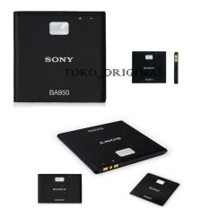 Sony Baterai / Baterry BA950 For Sony Xperia ZR - Original 100%