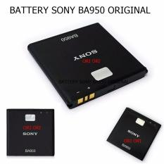 Sony Baterai / Battery / BA950 For Sony Xperia ZR - Original Nonpacking
