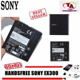 Promo Sony Battery Ba800 For Xperia V Original Bonus Handsfree Sony Ex300 Akhir Tahun