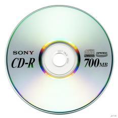 SONY CDR 700mb / 80min