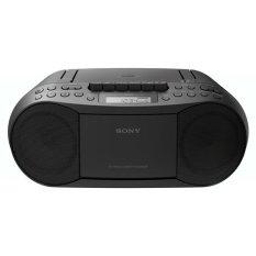 Toko Sony Cfd S70 Kaset Cd Portabel Dtemani With Radio Hitam Terlengkap Korea Selatan