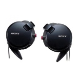 Diskon Sony Headphone Stereo Klip Dengan Double Retractable Kabel Mdr Q68Lw B Hitam Impor Jepang Intl Korea Selatan