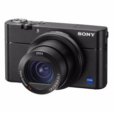 Jual Beli Sony Cyber Shot Dsc Rx100 M5 20 1 Mp Digital Camera Mark V Hitam Indonesia