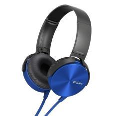 Sony DJ Headphone Audio Ekstra Bas ORIGINAL MDR-450 On-Ear