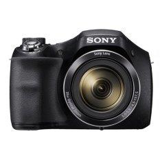 Ulasan Lengkap Tentang Sony Dsc H300 20 1 Mp 35X Optical Zoom Hitam