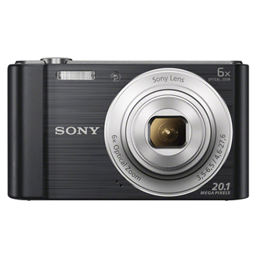 Sony Dsc W810 20 1 Mega Pixel W Series 6X Optical Zoom Cyber Shot Hitam Terbaru