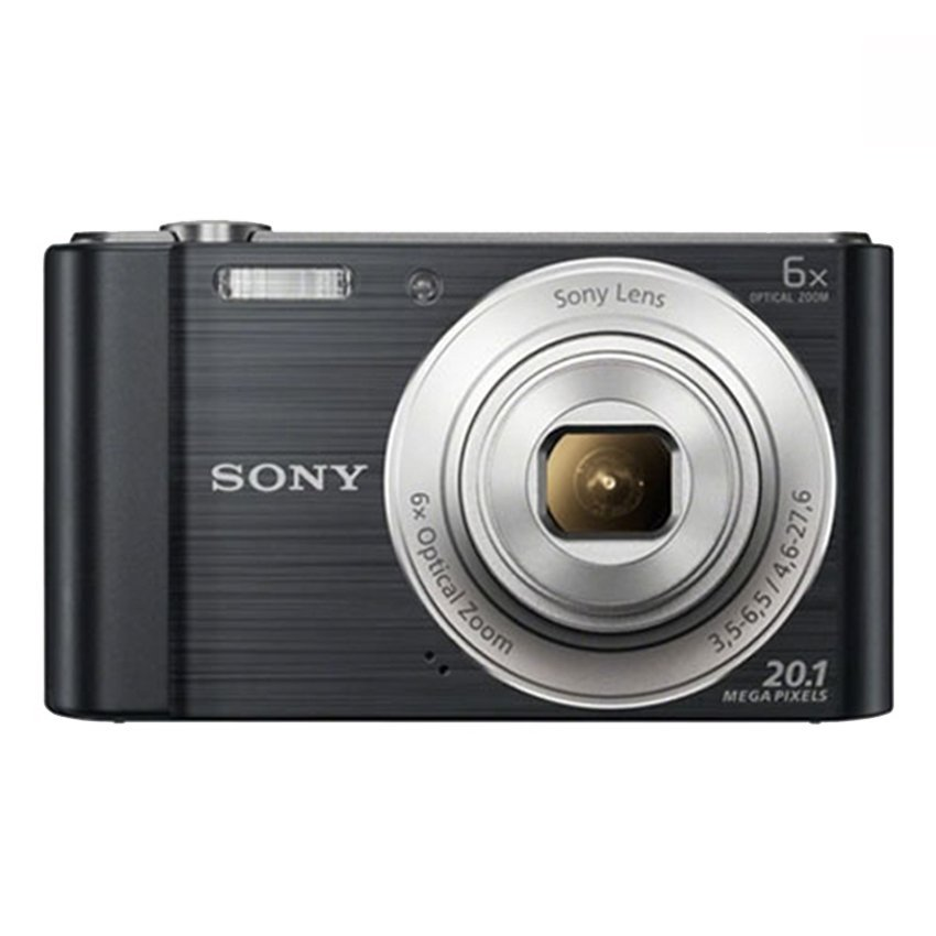 Jual Sony Dsc W810 20 1 Mp 6X Optical Zoom Hitam Online Di Indonesia