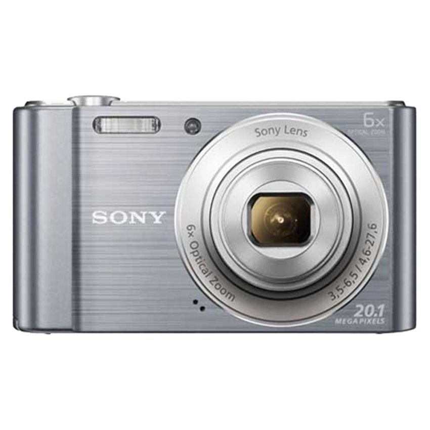 Spek Sony Dsc W810 20 1 Mp 6X Optical Zoom Silver