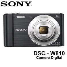 Sony DSC W810 6X Zoom Optik Kamera Digital