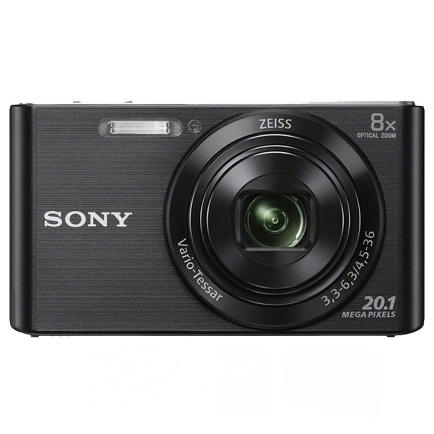 Sony Dsc W830 20 1 Mp 8X Optical Zoom Hitam Sony Diskon 40