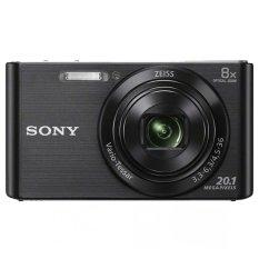Beli Sony Dsc W830 20 1 Mp 8X Optical Zoom Hitam Nyicil