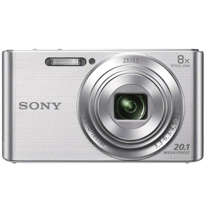 Obral Sony Dsc W830 20 1 Mp 8X Optical Zoom Silver Murah