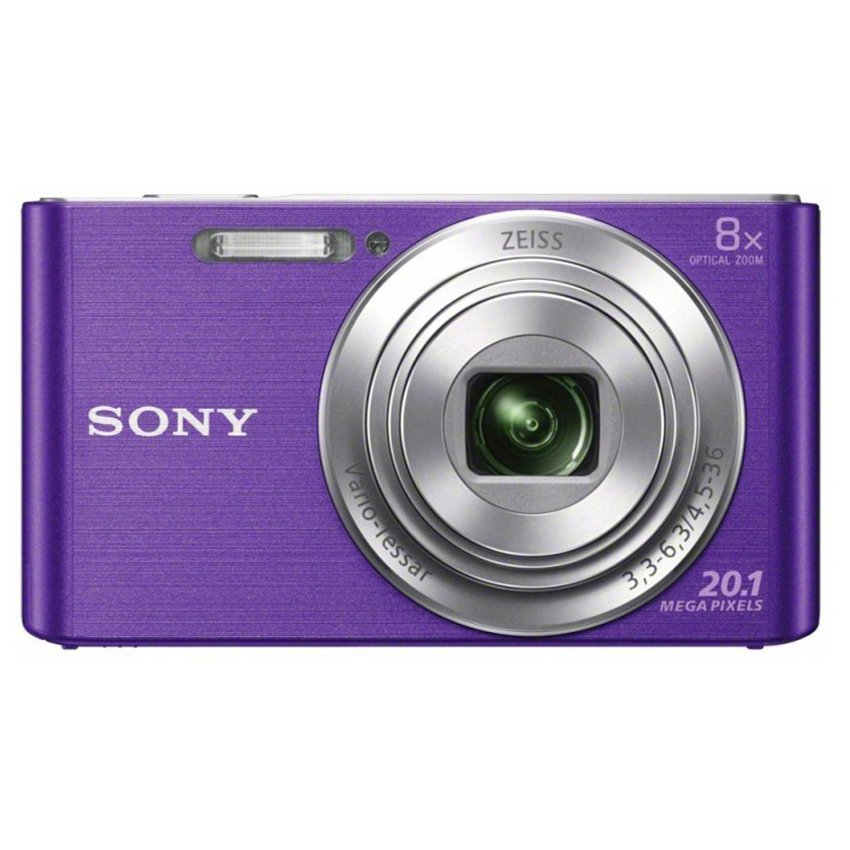 Jual Beli Sony Dsc W830 20 1 Mp 8X Optical Zoom Ungu Baru Indonesia