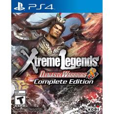 Sony Dynasty Warriors 8 Xtreme Legends Complete Edition - PS4
