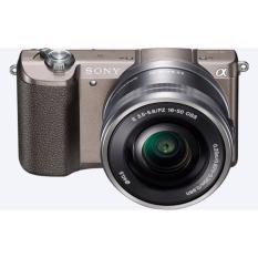 Sony Alpha a5100 dengan Lensa Sony E 16-50mm F3.5-5.6 OSS  / Kamera Mirrorless Sony a5100 / Kamera E-Mount ILCE-5100L  garansi resmi 1 tahun Sony Indonesia
