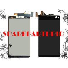 Sony E5305 Xperia C4 Lcd + Touchscreen Hitam + Frame